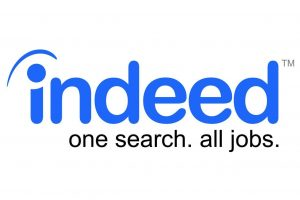 Indeed job search logo